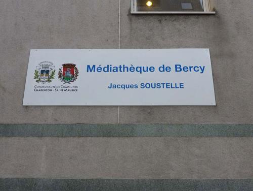 Médiathèque Charenton